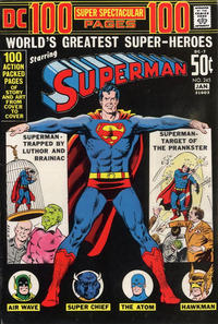 Cover Thumbnail for Superman (DC, 1939 series) #245