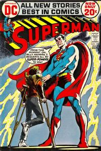 Cover Thumbnail for Superman (DC, 1939 series) #254