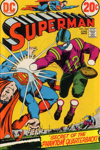 Cover Thumbnail for Superman (DC, 1939 series) #264