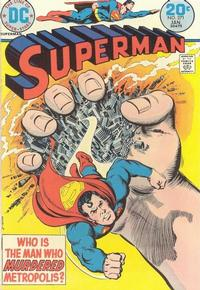 Cover Thumbnail for Superman (DC, 1939 series) #271