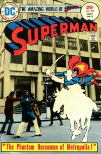 Cover Thumbnail for Superman (DC, 1939 series) #289