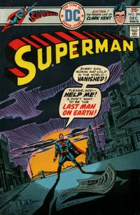Cover Thumbnail for Superman (DC, 1939 series) #294
