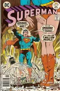 Cover Thumbnail for Superman (DC, 1939 series) #307