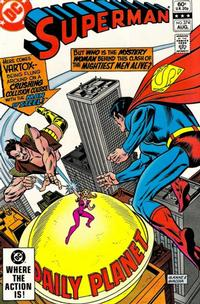 Cover for Superman (1939 series) #374