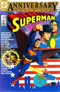 Cover Thumbnail for Superman (DC, 1939 series) #400 [direct-sales]