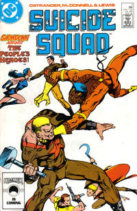 Cover Thumbnail for Suicide Squad (DC, 1987 series) #7