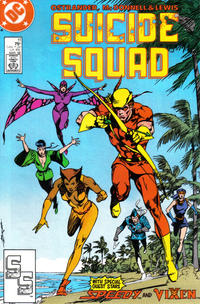 Cover Thumbnail for Suicide Squad (DC, 1987 series) #11