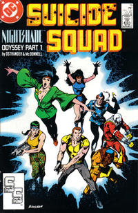 Cover Thumbnail for Suicide Squad (DC, 1987 series) #14
