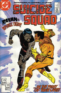 Cover Thumbnail for Suicide Squad (DC, 1987 series) #18