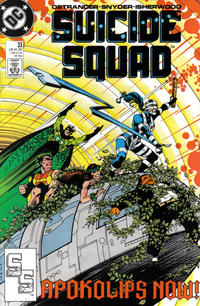 Cover Thumbnail for Suicide Squad (DC, 1987 series) #33