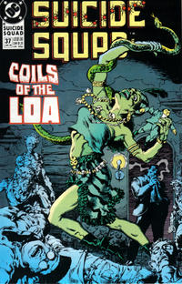 Cover Thumbnail for Suicide Squad (DC, 1987 series) #37
