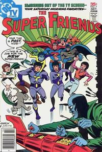Cover Thumbnail for Super Friends (DC, 1976 series) #7