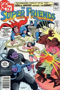 Cover Thumbnail for Super Friends (DC, 1976 series) #30