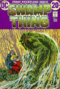 Cover Thumbnail for Swamp Thing (DC, 1972 series) #1