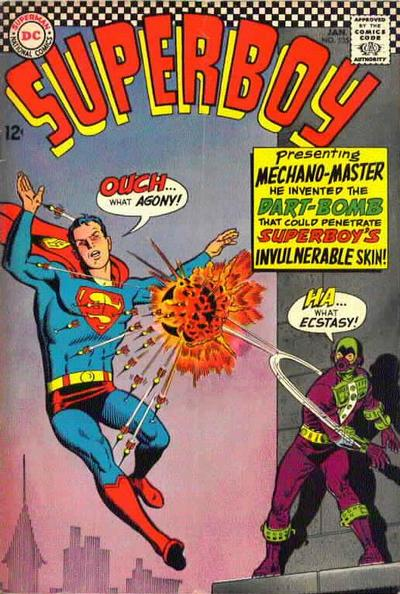 Cover for Superboy (1949 series) #135