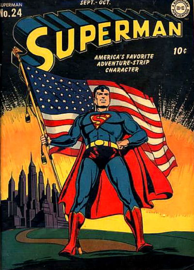 Cover for Superman (1939 series) #24