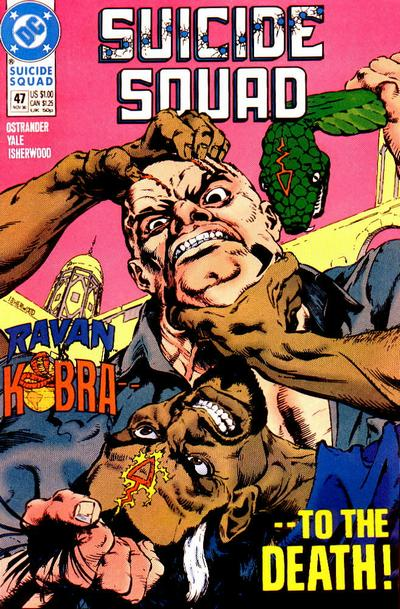 Cover for Suicide Squad (DC, 1987 series) #47