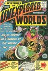 Cover for Mysteries of Unexplored Worlds (Charlton, 1956 series) #14