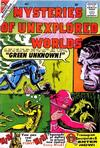 Cover for Mysteries of Unexplored Worlds (Charlton, 1956 series) #19