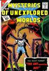 Cover for Mysteries of Unexplored Worlds (Charlton, 1956 series) #29