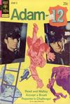 Cover for Adam-12 (Western, 1973 series) #3 [Gold Key Variant]