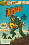 Cover for Attack (Charlton, 1979 series) #32