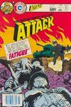 Cover for Attack (Charlton, 1979 series) #41