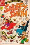 Cover for Barney Google and Snuffy Smith (Charlton, 1970 series) #3