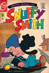 Cover for Barney Google and Snuffy Smith (Charlton, 1970 series) #6