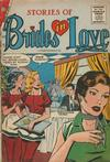Cover for Brides in Love (Charlton, 1956 series) #2