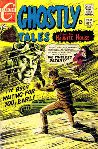 Cover Thumbnail for Ghostly Tales (Charlton, 1966 series) #63