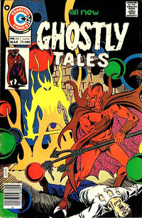 Cover Thumbnail for Ghostly Tales (Charlton, 1966 series) #120