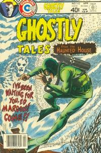 Cover Thumbnail for Ghostly Tales (Charlton, 1966 series) #142