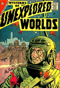 Cover Thumbnail for Mysteries of Unexplored Worlds (Charlton, 1956 series) #8