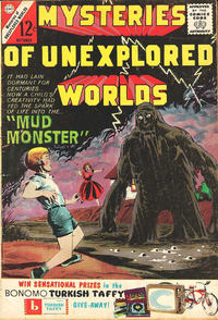 Cover Thumbnail for Mysteries of Unexplored Worlds (Charlton, 1956 series) #38