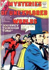 Cover Thumbnail for Mysteries of Unexplored Worlds (Charlton, 1956 series) #41