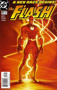 Cover Thumbnail for Flash (DC, 1987 series) #207