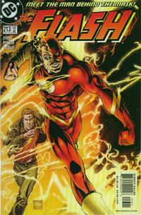 Cover for Flash (DC, 1987 series) #213
