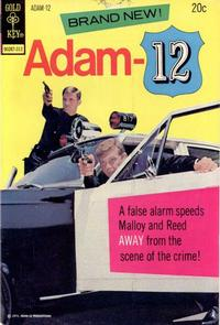 Cover Thumbnail for Adam-12 (Western, 1973 series) #1