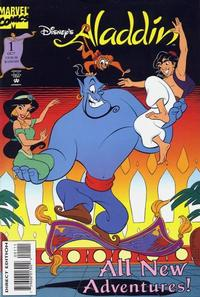 Cover for Aladdin (1994 series) #1