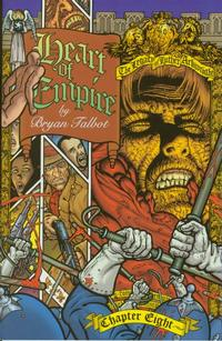 Cover for Heart of Empire (Dark Horse, 1999 series) #8