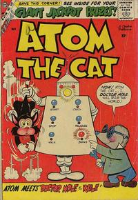 Cover Thumbnail for Atom the Cat (Charlton, 1957 series) #16