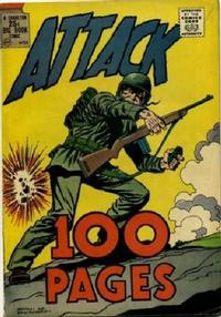 Cover Thumbnail for Attack (Charlton, 1958 series) #54