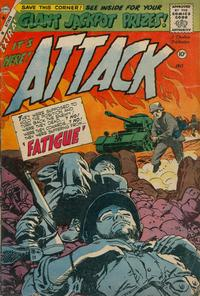 Cover Thumbnail for Attack (Charlton, 1958 series) #58