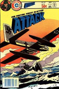 Cover Thumbnail for Attack (Charlton, 1979 series) #27