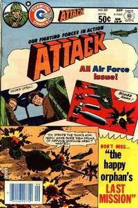 Cover for Attack (1979 series) #30