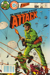 Cover Thumbnail for Attack (Charlton, 1979 series) #37