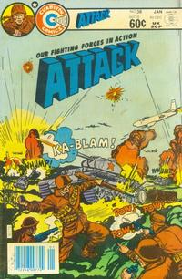 Cover Thumbnail for Attack (Charlton, 1979 series) #38