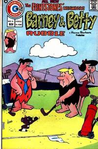 Cover Thumbnail for Barney and Betty Rubble (Charlton, 1973 series) #10