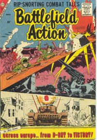 Cover Thumbnail for Battlefield Action (Charlton, 1957 series) #18